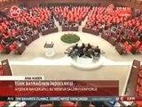 Bayrak İndirme Olayına İlişkin TBMM Başkanvekili Ayşenur BAHÇEKAPILI, Akparti Grup Başkanvekili M.Belma SATIR ve MHP Grup Başkanvekili Oktay VURAL Kınadı