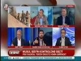 Lice'de Yaşanan Olaylar, Musul IŞİD'in Kontrolü - AKParti Diyarbakır Milletvekili Cuma İÇTEN, Gazeteciler Mahmut Öğüt, Rasim Ozan Kütahyalı ve Ümit Fırat