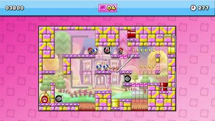 Wii U - Mario vs. Donkey Kong E3 2014 Announcement de Mario vs. Donkey Kong : Tipping Stars