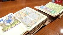 Les incroyables trésors de l'Histoire : l'exemplaire de « La mer des Hystoires », ayant appartenu à Charles VIII.