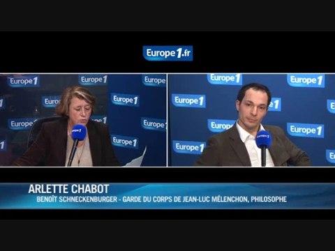 Dérapage d'une journaliste d'Europe1