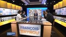 """2017, François Bayrou voit venir """"les orages"""""""