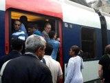 Grève de la SNCF: des conditions éprouvantes pour les usagers du RER B - 11/06