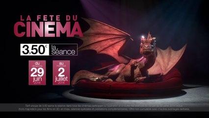 La Fête du Cinéma 2014 Spot TV