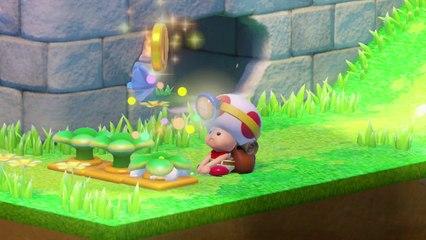 Wii U - Captain Toad  Treasure Tracker E3 2014 de Captain Toad :  Treasure Tracker