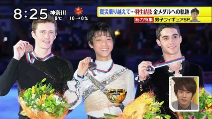 2014/02/15 The 19 Years Journey to the Gold Medal