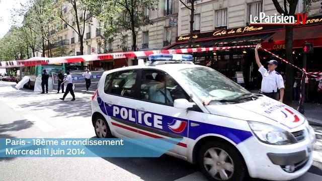 Paris : une femme meurt écrasée par un bus
