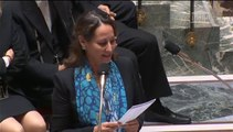 S. Royal répond à la QAG de J-P Chanteguet au sujet du projet de loi biodiversité