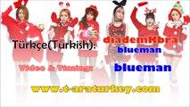 T-ara Hide & Seek [Turkish English Korean Romanization Subtitles]
