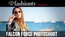 Falcon Force Photoshoot Cannes Film Festival 2014   FashionTV