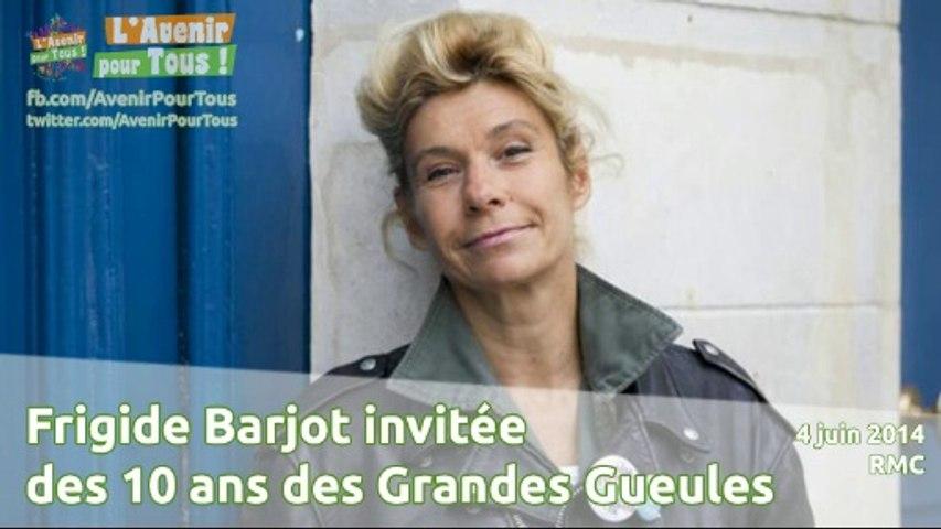 Frigide Barjot : «Il y a un ver dans le fruit de la loi Taubira : le changement de la filiation»