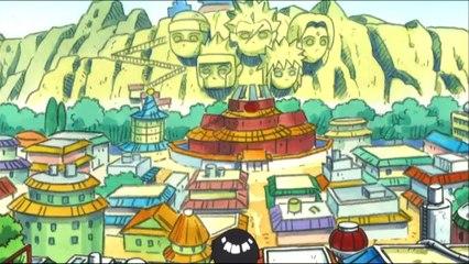 BA Naruto SD - Rock Lee les péripéties d'un ninja en herbe Vol1