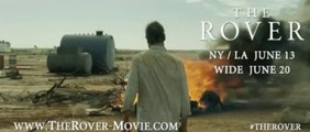 Exclusive Clip From The Rover Guy Pearce shakes up Robert Pattinson to find his brother