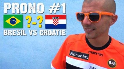 DEALER 2 PRONOS #1 : Bresil - Croatie