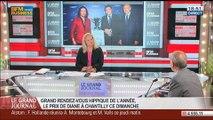 Bertrand Bélinguier, président de France Galop, dans Le Grand Journal - 11/06 5/5