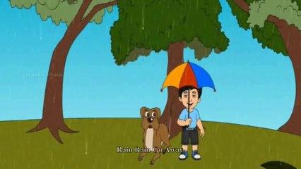 Rain Rain Go Away Nursery Rhyme for Children