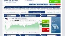 Argent bourse tutoriel de bourse pour débutant avec Banc de Binary