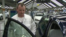 VW e-Golf Produktion Line