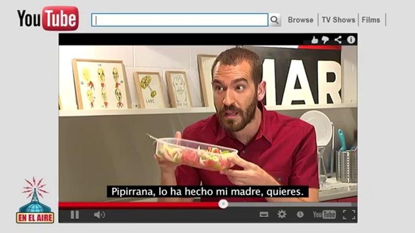 EN EL AIRE: El traductor de Youtube y sus cosas