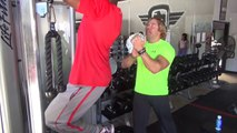 CSweat Weekly Challenge - non-weighted squats with Eric the Trainer