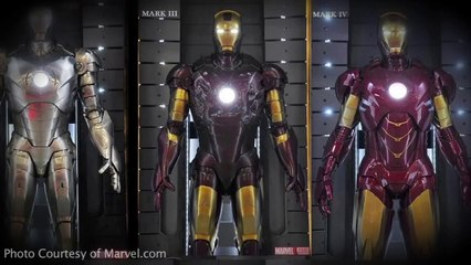 Show and Tell: Hot Toys Iron Man Mark VII 1/6 Scale Figure