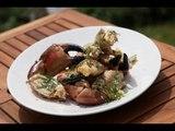 Pinces de crabe au barbecue - 750 Grammes