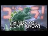 7 Godzilla Facts That Will Make You King of The Kaiju!