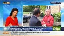 Politique Première: François Hollande espère un effet coupe du monde pour rebondir dans les sondages - 12/06