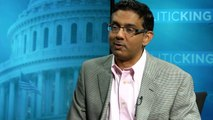 Dinesh D'Souza Says Hillary Clinton Ideologically More Like Obama than She is to Bill Clinton