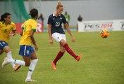 Equipe de France Féminine : France-Brésil (0-0), les temps forts