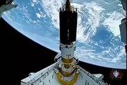 LA NASA DIFUNDE UN VIDEO DONDE SE VEN NAVES EXTRATERRESTRES (OVNIS EN HD)