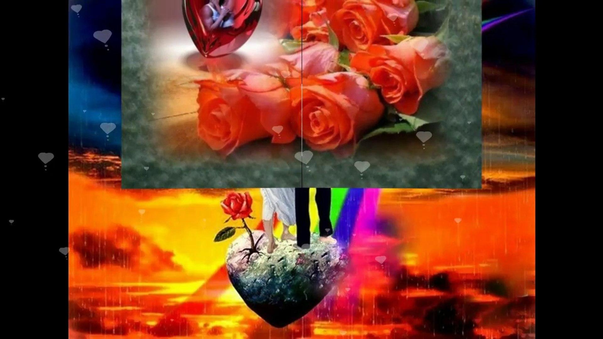 Розите са кръв на влюбени...(с поезията на Ивелина Никова)...(music Ernesto Cortazar)... ...