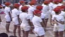 福木小学校運動会(1985年)