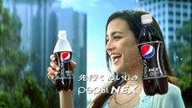 00386 suntory pepsi nex b'z beverages jpop - Komasharu - Japanese Commercial
