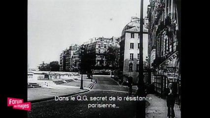Paris, été 1944 : le QG de la Résistance