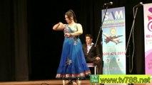 2 Dance performance at Punjabi Stage Drama CHALO CHALO UK CHALO