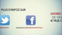 Teaser Fête de la Musique 2014 - Radio FAJET - Nancy - avant scène tv
