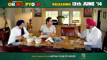 OH MY PYO JI - NEW PUNJABI MOVIE _ DIALOGUE PROMO 5 _ LATEST PUNJABI MOVIES 2014 _ BINNU DHILLON