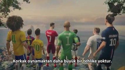"""Nike'ın Dünya Kupası Reklam Filmi: """"Son Maç"""" (Türkçe Altyazılı)"""