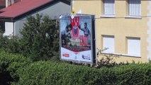 La campagne d'abonnement du FCG s'affiche dans Grenoble