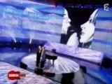 Lara Fabian & Pascal Obispo - Seras-tu là ? (Lyrics / Paroles)