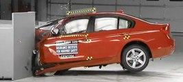 BMW 3 Serisi çarpışma testi