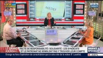 Sophie de Menthon, présidente d'Ethic, dans Le Grand Journal - 12/06 4/4