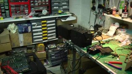 MAKING OF Retro Game Test - boîter vidéo - METAL SLUG