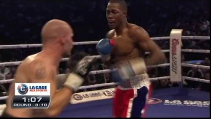 Ronald Hearns vs Paul Clavette 2008-10-24
