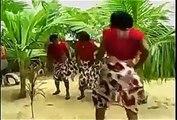 Côte D'Ivoire Mapouka Dance