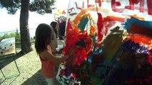 video Culture en Herbe Festival et Crossover 2014 Acte 1. 8 Juin Colline du Château, Nice