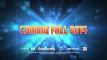 Tenkai Knights : Brave Battle - Trailer E3 2014