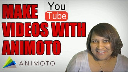 Make Exciting YouTube Videos With Animoto