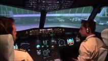 SIMULATEUR DE VOL EN AVION AIRBUS A320